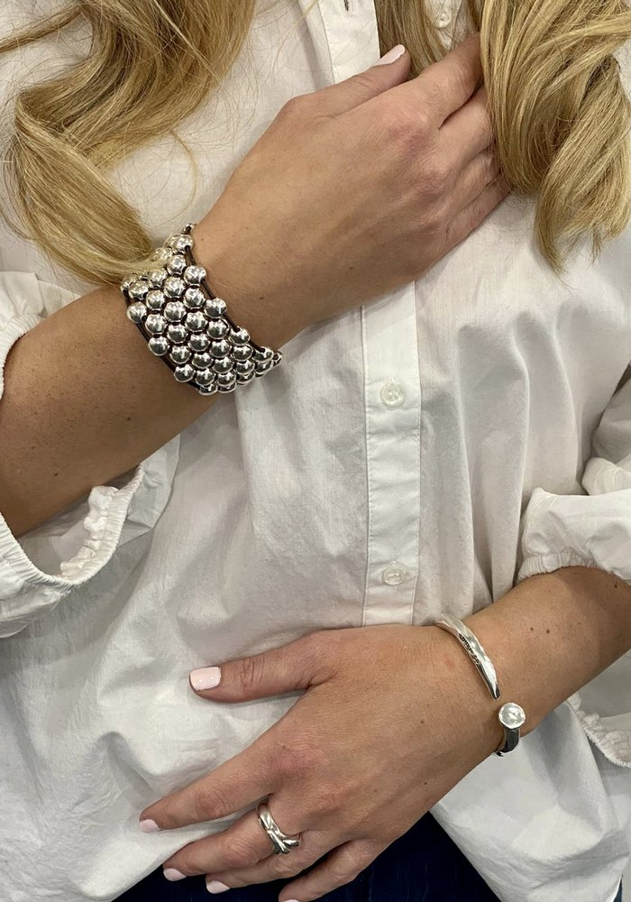 "Uno De 50 ""Clavo"" Nail Bracelet"