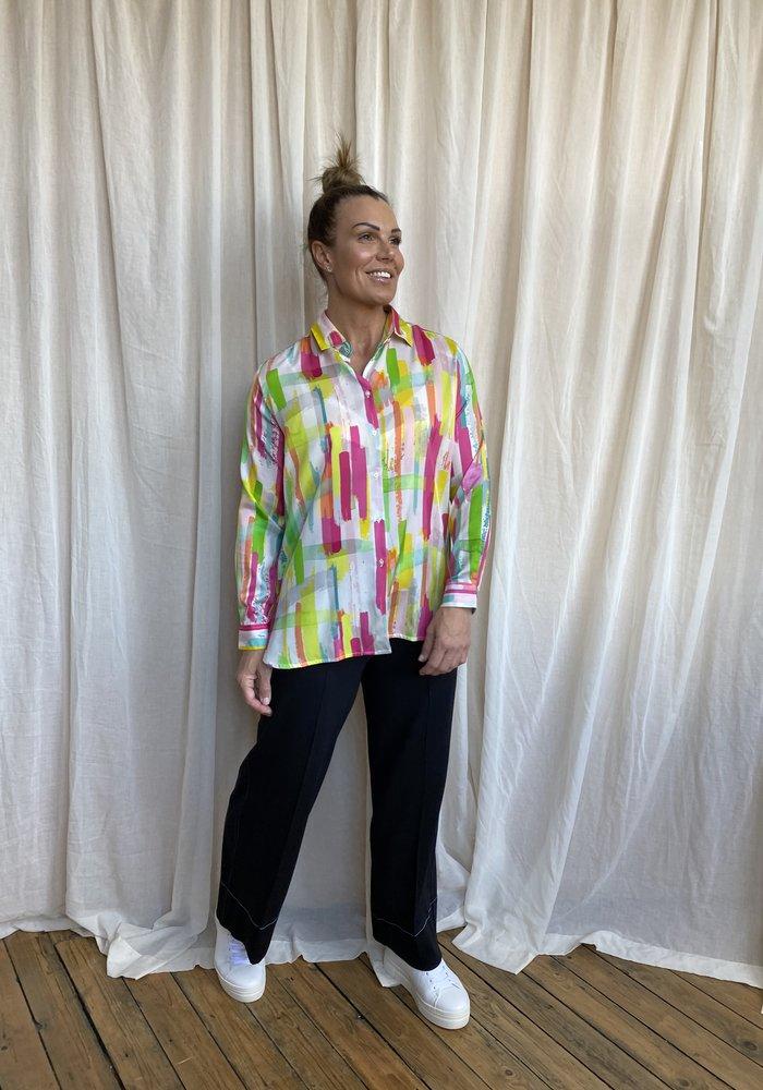 Vilagallo Dover Silk Shirt