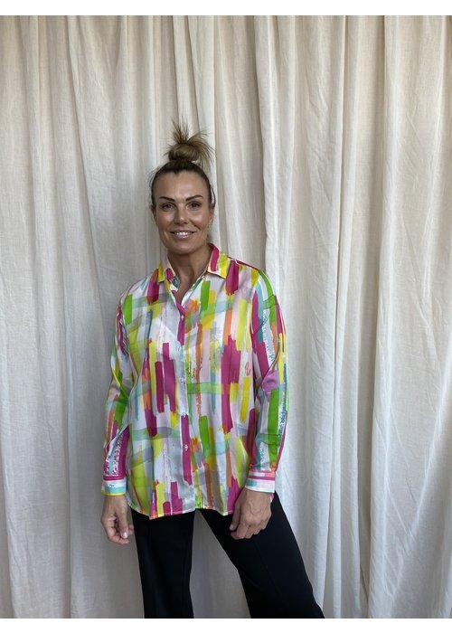 VILAGALLO Vilagallo Dover Silk Shirt