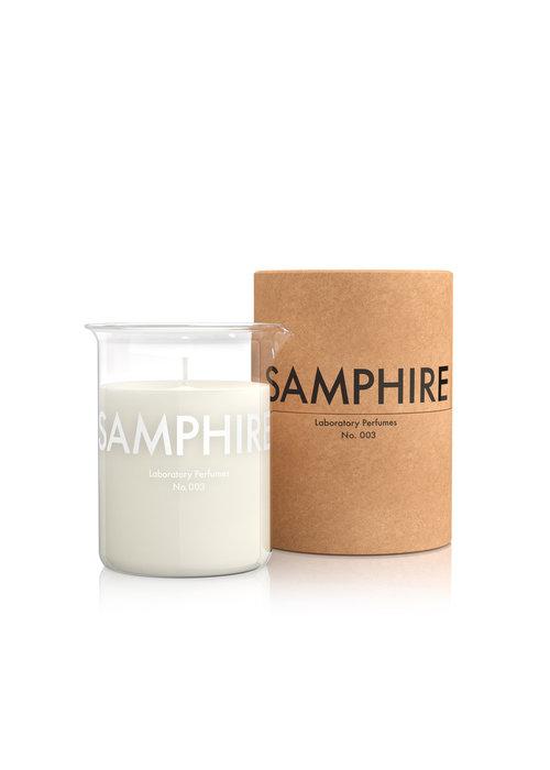 LABORATORY PERFUMES Laboratory Perfumes Samphire Candle