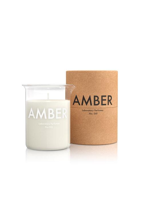 LABORATORY PERFUMES Laboratory Perfumes Amber Candle