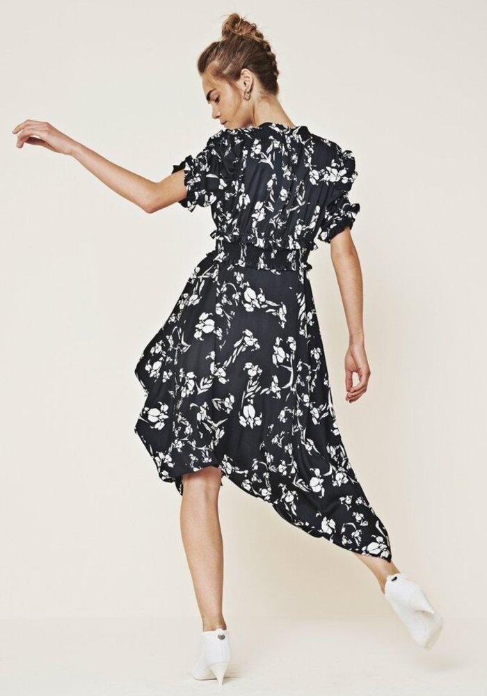 High Tech Yearning Printed Dress