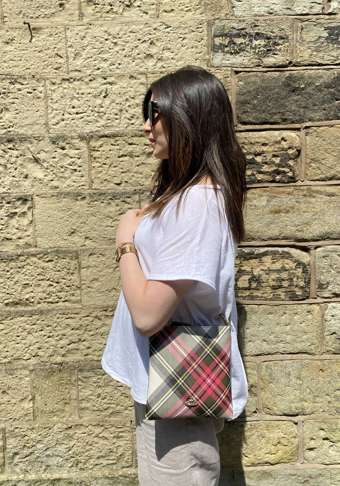 Vivienne Westwood Derby New Exhibition Crossbody Bag