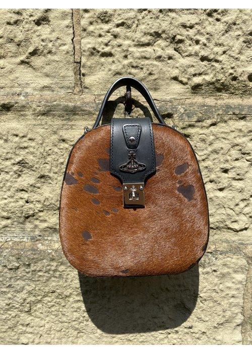 VIVIENNE WESTWOOD Vivienne Westwood Dolce Cowhide Crossbody Bag