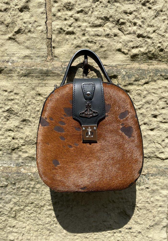 Vivienne Westwood Dolce Cowhide Crossbody Bag