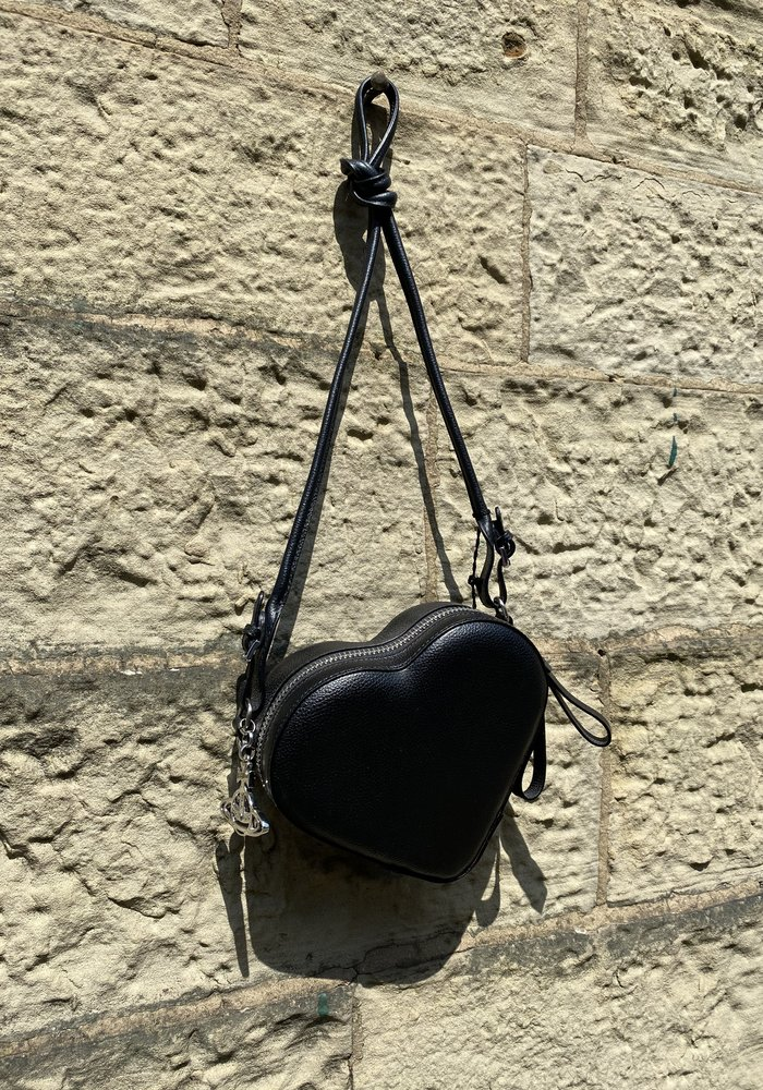 Vivienne Westwood Johanna Heart Crossbody