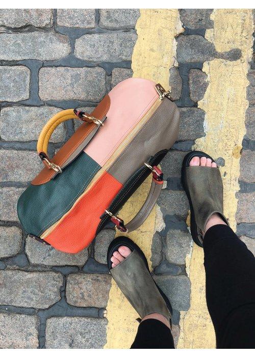 SUNDAY BEST Sunday Best Summer Large Leather Bag