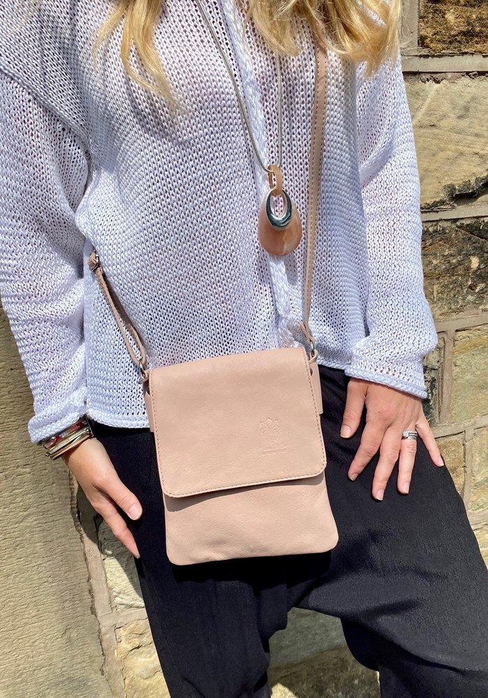 Sunday Best Jo Leather Crossbody Bag