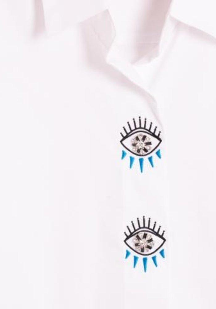 Vilagallo Isabella Eye Shirt