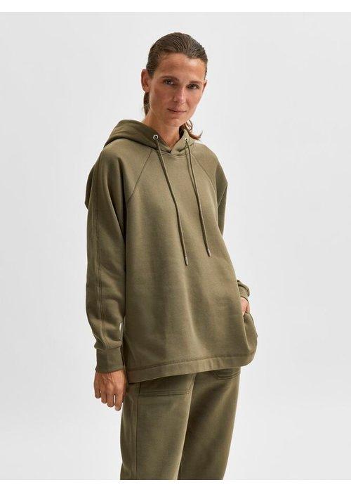 SELECTED FEMME Selected Femme Stasie Hood Sweatshirt