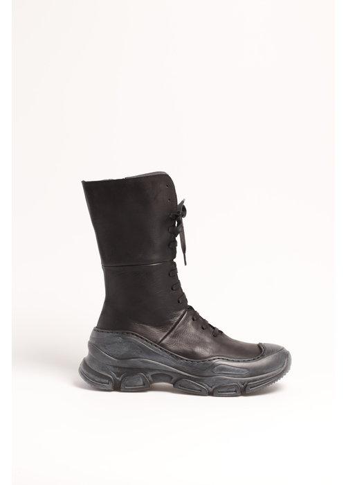 LOFINA Lofina Chunky Lace Up Boots
