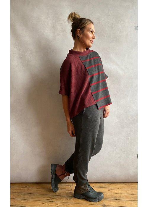 MAMA B Mama B Raro Fleece Tapered Trousers