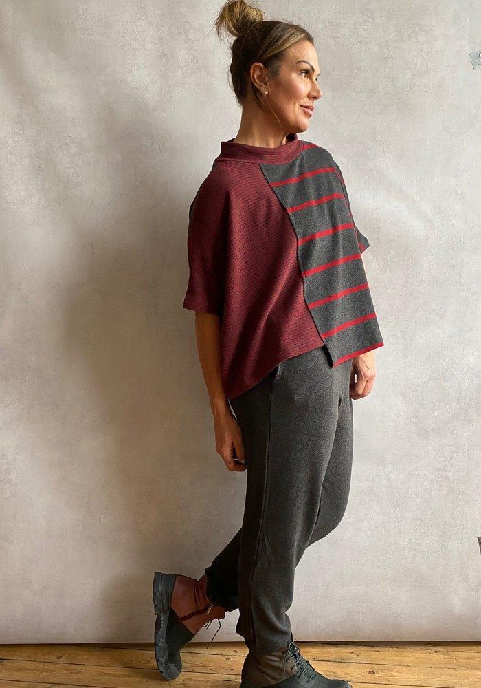 Mama B Raro Fleece Tapered Trousers