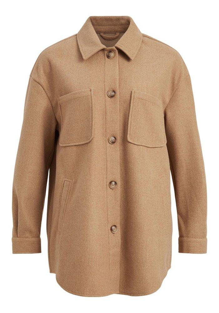 Vila Vikimmi Shirt Jacket Noos