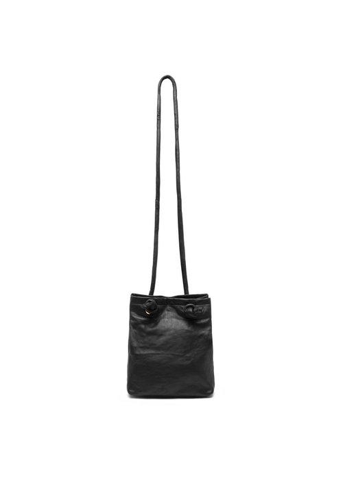 DEPECHE Depeche Small Leather Bag