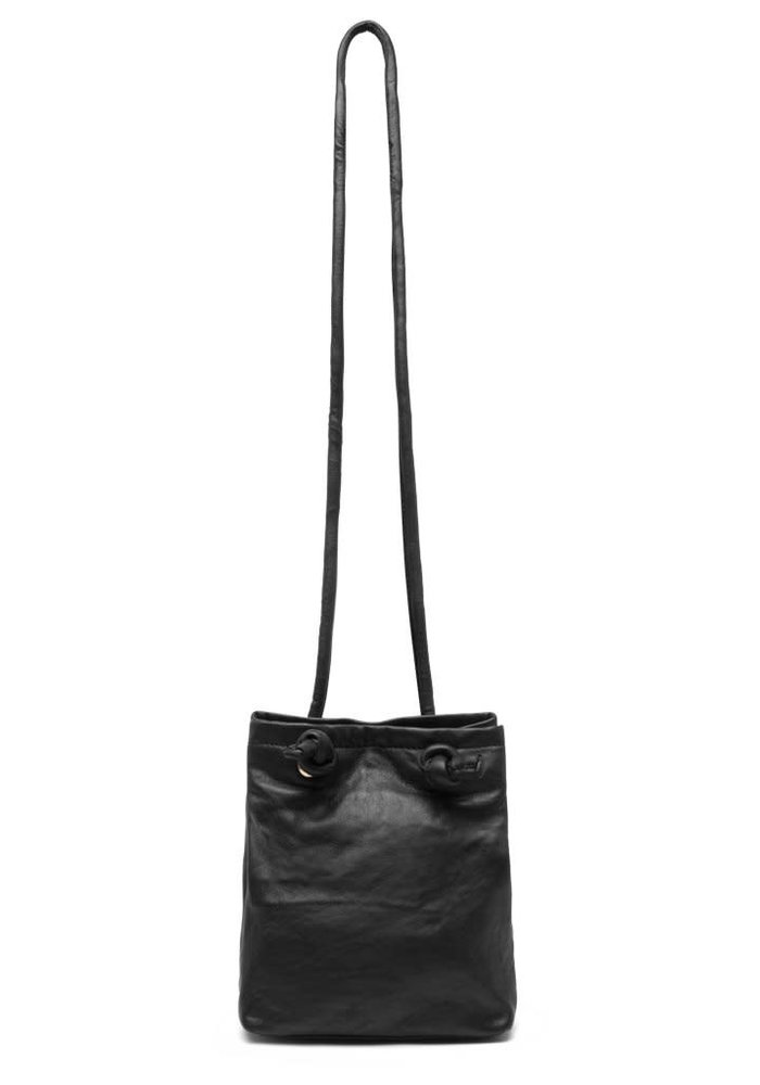 Depeche Small Leather Bag