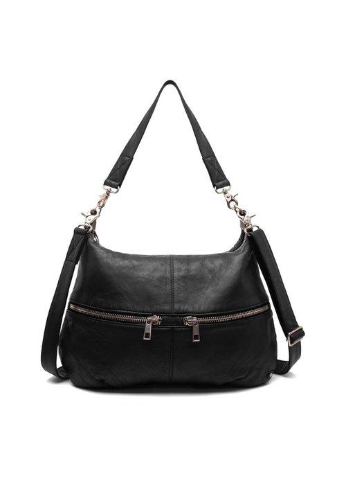 DEPECHE Depeche Medium Soft Leather Bag 14854