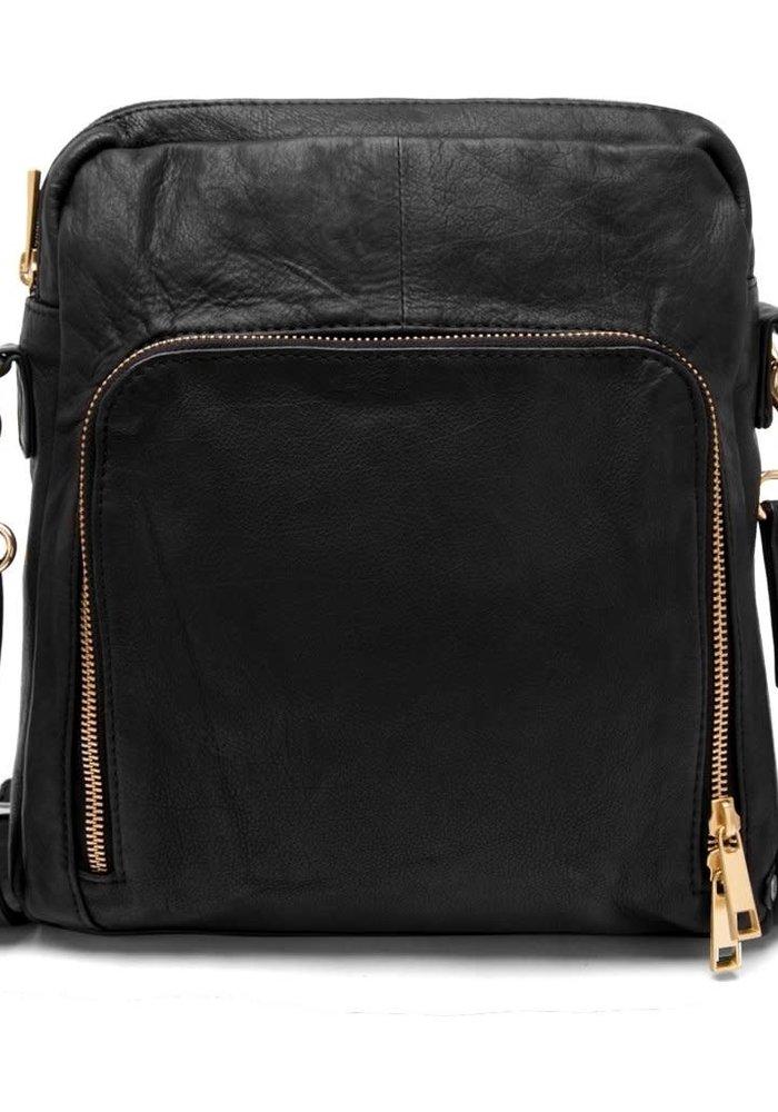 Depeche Cross Over Leather Bag 14916