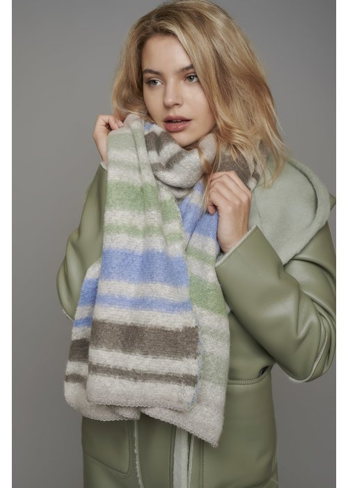 RINO & PELLE Rino & Pelle Lorca Knitted Scarf