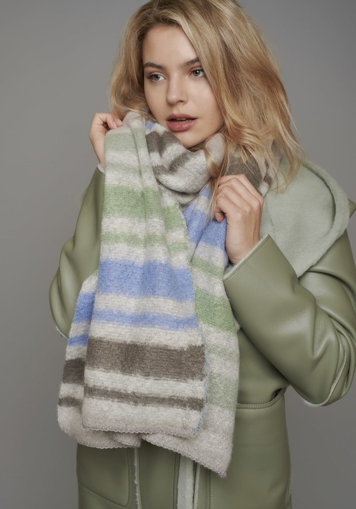 Rino & Pelle Lorca Knitted Scarf