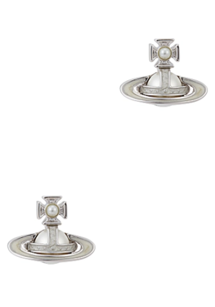 Vivienne Westwood  Simonetta Bas Relief Earrings