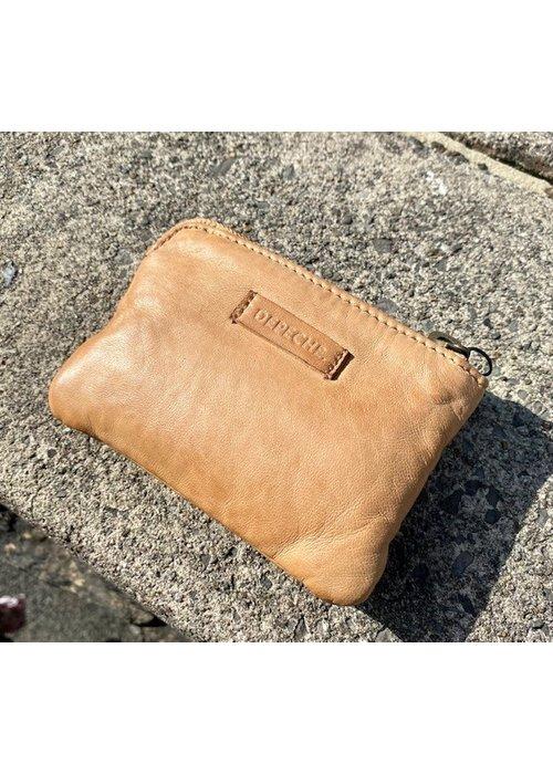 DEPECHE Depeche Small Leather Purse 13924