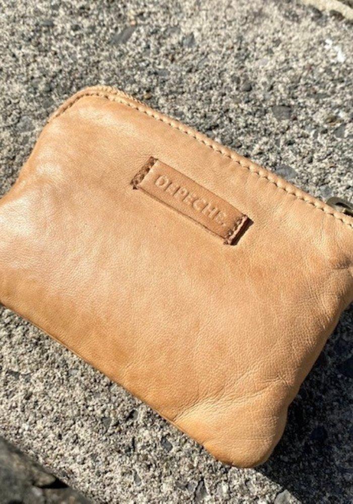 Depeche Small Leather Purse 13924