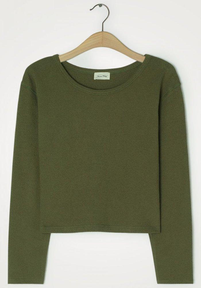 American Vintage Noogy Cropped Sweatshirt