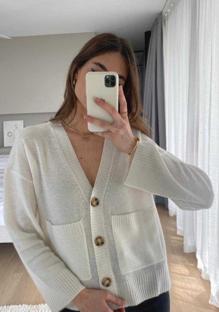 Charli Knit Cathrine Cashmere