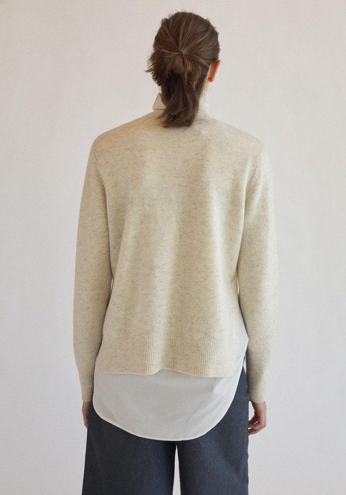 Ecoalf Pinale Wool Polo Knit