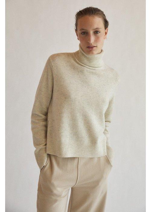ECOALF Ecoalf Pinale Wool Polo Knit