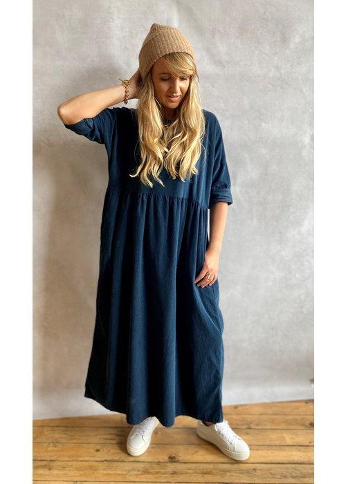 SUNDAY BEST Sunday Best Maria Cord Dress