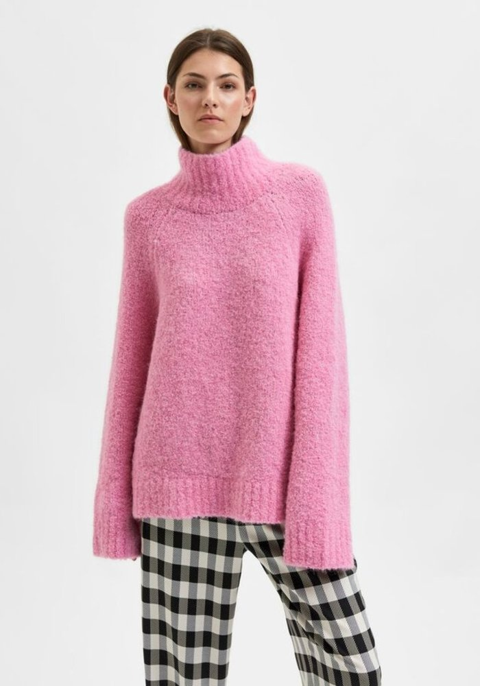 Selected Femme Flared Sleeve Knit