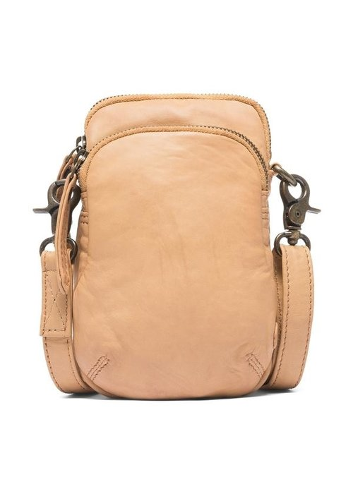 DEPECHE Depeche Leather Mobile Bag 14262