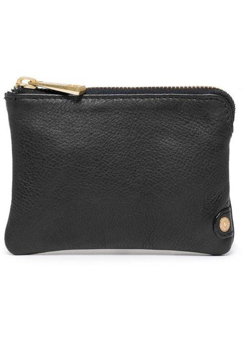 DEPECHE Depeche Small Leather Zip Purse 12860