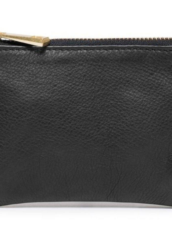 Depeche Small Leather Zip Purse 12860