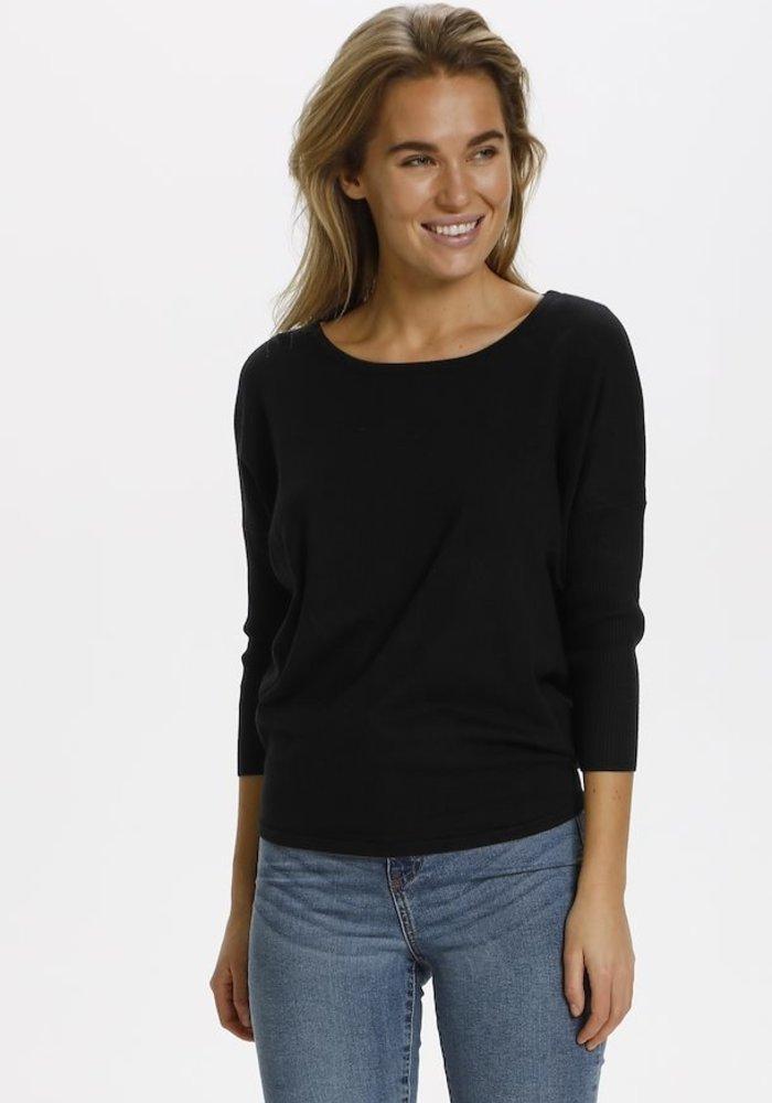St Tropez Mila Round Neck Sweater