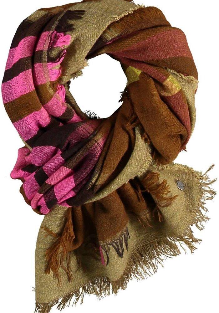 Fraas Wool Blend Stole 658088