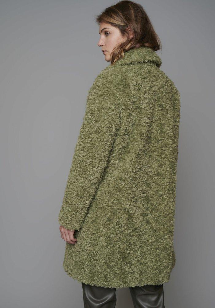Rino & Pelle Detroit Faux Shearling Coat
