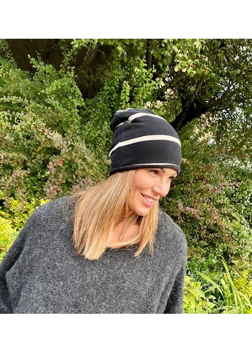 MAMA B Mama B Kaki Reversible Hat