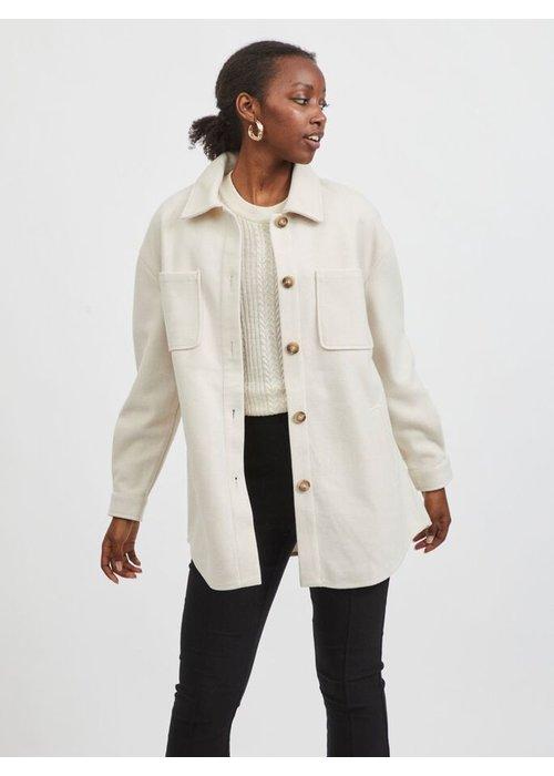 VILA Vila Vikimmi Shirt Jacket Noos