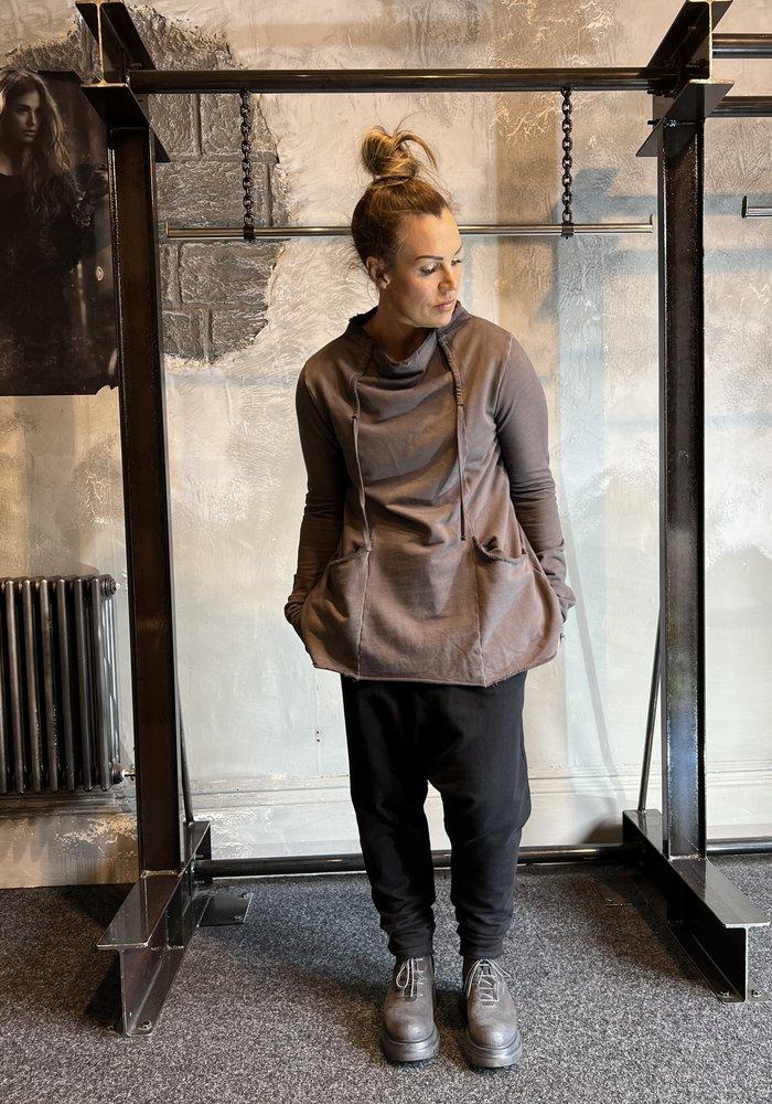 Rundholz Black Label Sweatshirt Tunic