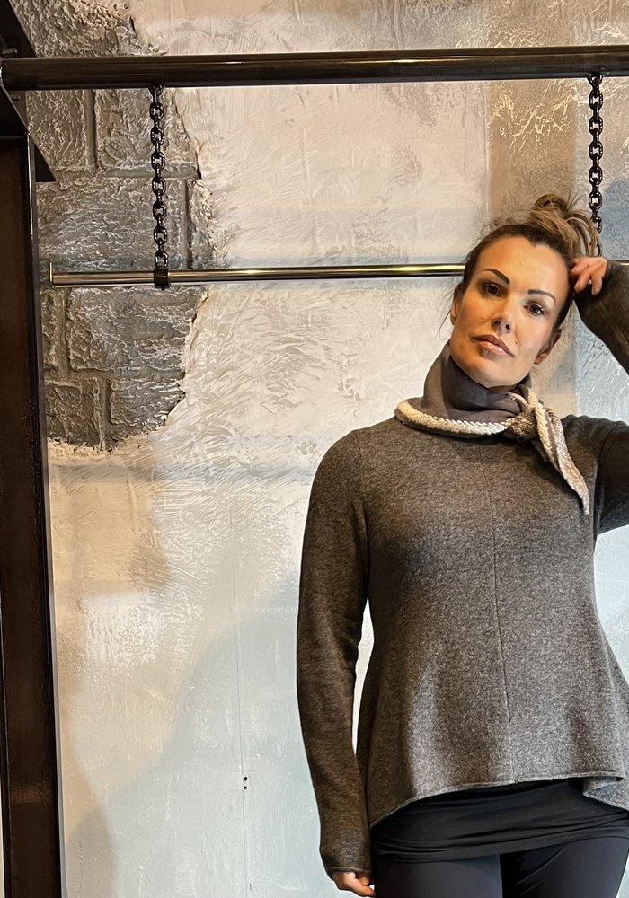Rundholz Black Label Dip Side Pullover Knit