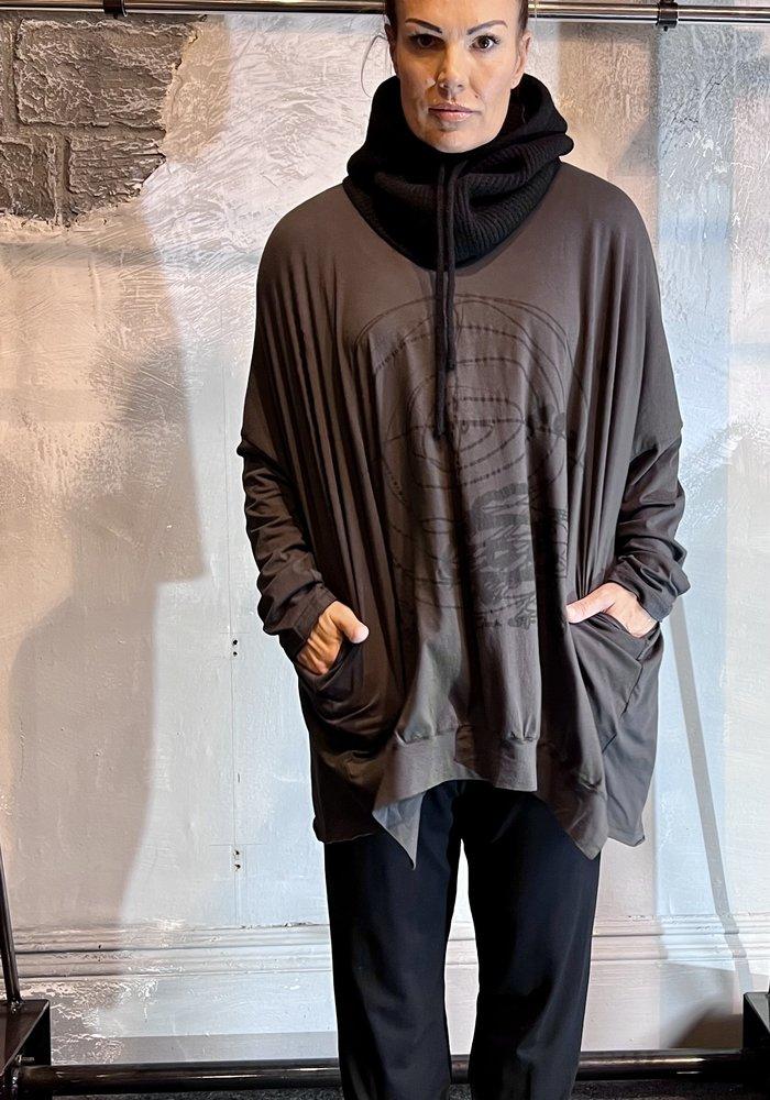 Rundholz Black Label Pocket Tunic