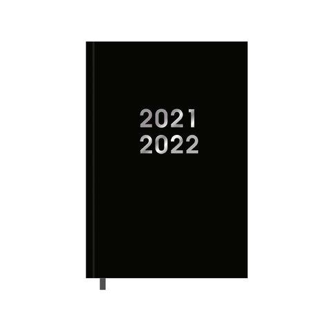 Schoolagenda Basic Zwart 2021-2022