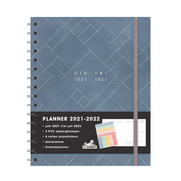 Planner D1 2021-2022
