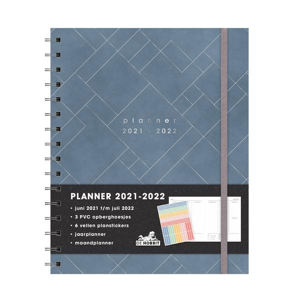 Weekplanner D1 2021-2022