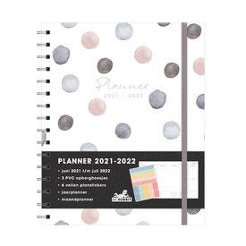 Weekplanner D2 2021-2022