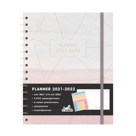 Weekplanner D3 2021-2022