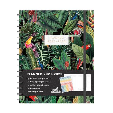Weekplanner D4 2021-2022